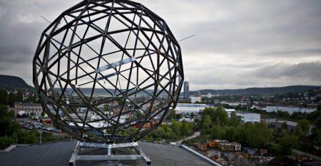 Kugel Hintergrund Jena